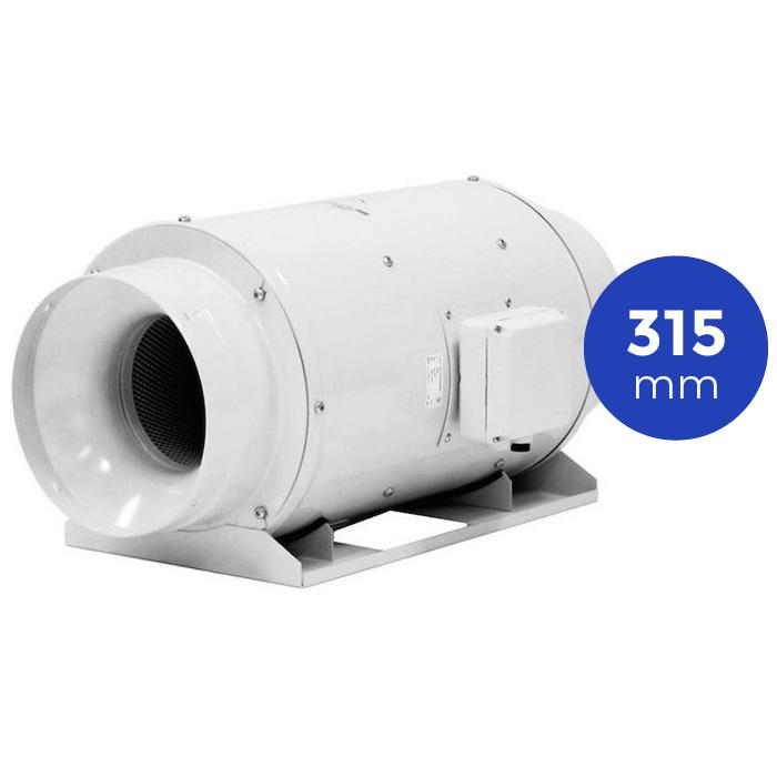 Soler & Palau Buisventilator TD 2000315 Silent, aansluitdiameter 315mm