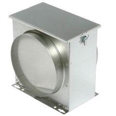 Filterbox RUCK FV125 aansluitdiameter 125mm incl. gratis filter