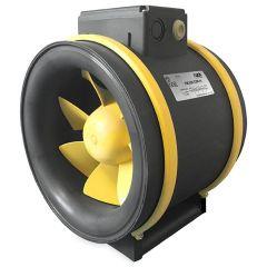 RUCK buisventilator ETAMASTER EM-200 aansluiting 200mm - 3 standen motor