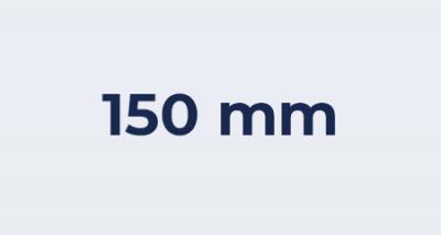Buisventilator 150mm
