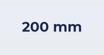 Buisventilator 200mm