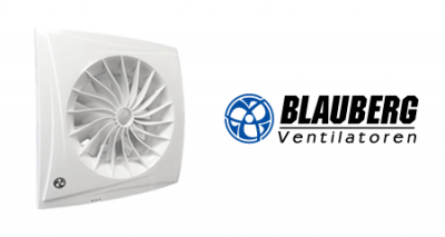 Blauberg badkamer ventilator