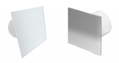 Pro-Design badkamer ventilator