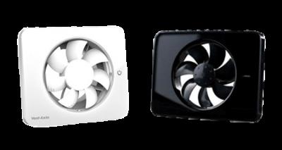 Intellivent en Svensa badkamer ventilator