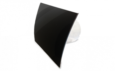 GLAS - glans zwart