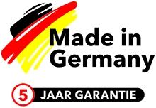 Blauberg TURBO-E Duitsland 5 jaar garantie