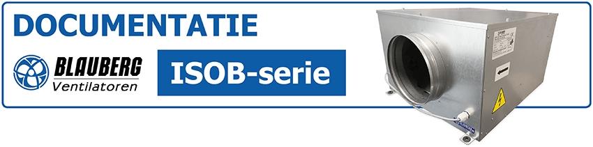 Documentatie ISO-B Blauberg boxventilator