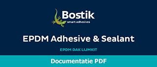 Bostik EPDM lijmkit specificaties