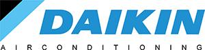 Daikin Airconditioning logo. Beste en goedkoopste bij Ventilatieshop