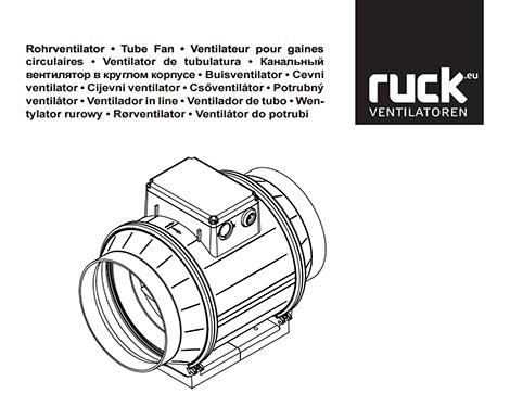 Gebruiksaanwijzing ETAMASTER-250 Ruck