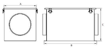 Filter box FT