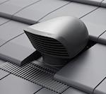 Renson design dakdoorvoer laag