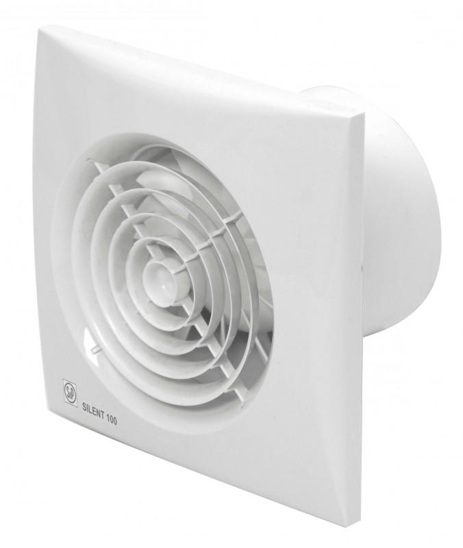 badkamerventilatoren ventilatiesysteem