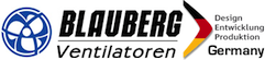 Blauberg Turbo-E buisventilator