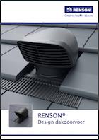 Renson dakdoorvoer documentatie