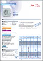 Documentatie Blauberg Sileo ventilatoren