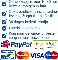 Veilig online winkelen bij Ventilatieshop.com