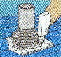 EPDM installatie instuctie - Ventilatieshop.com