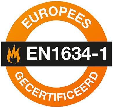 Europees gecertificeerd brandwerende roosters Gavo
