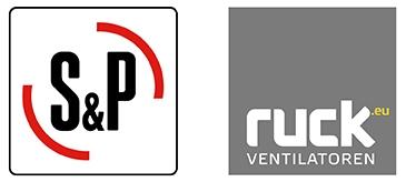 Buisventilatoren van S&P en Ruck - Ventilatieshop