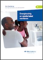 Itho CVE woonhuisventilator brochure - Ventilatieshop