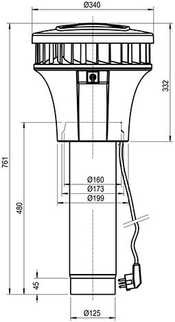 Zehnder J.E. Stork pijpventilatoren - Ventilatieshop