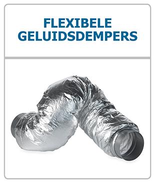 Flexibele geluidsdemper non-woven voor geluidsdemping