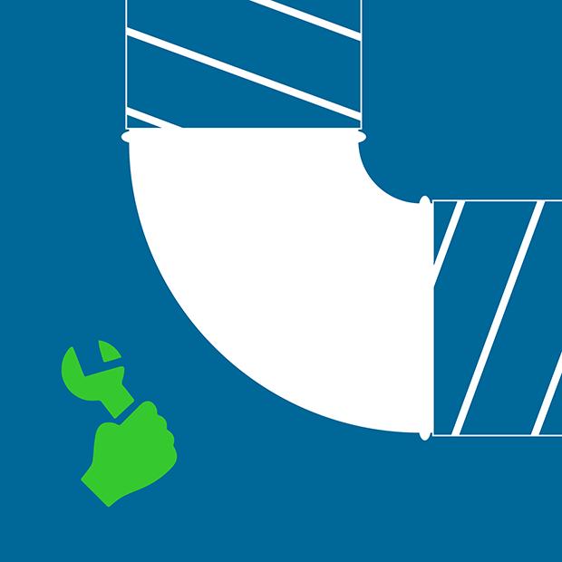 Spirobuis en hulpstukken aansluiten - Tips & Tricks, Ventilatieshop