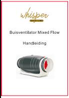 Buisventilator whisper handleiding